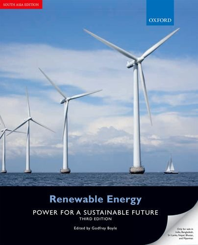 9780199681273: Renewable Energy: Power for a Sustainable Future