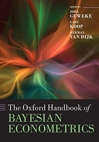 9780199681334: The Oxford Handbook of Bayesian Econometrics