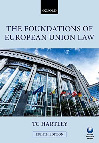 9780199681457: The Foundations of European Union Law