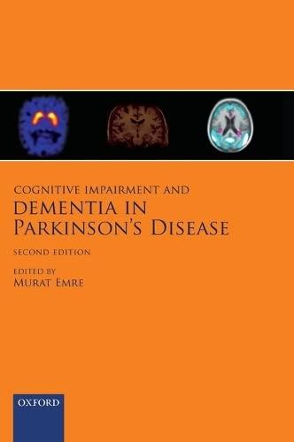 9780199681648: Cognitive Impairment and Dementia in Parkinson's Disease