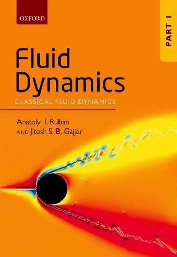 9780199681730: Fluid Dynamics: Part 1: Classical Fluid Dynamics