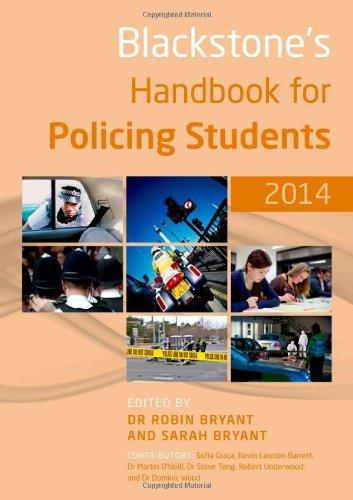 9780199681884: Blackstone's Handbook for Policing Students 2014