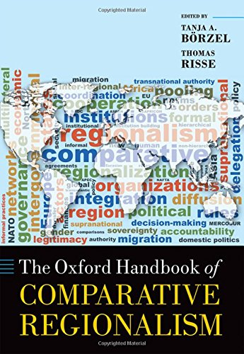 9780199682300: The Oxford Handbook of Comparative Regionalism (Oxford Handbooks)