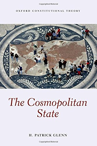 9780199682423: The Cosmopolitan State
