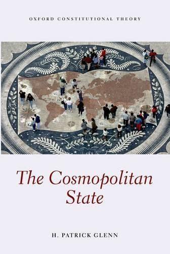 9780199682423: The Cosmopolitan State