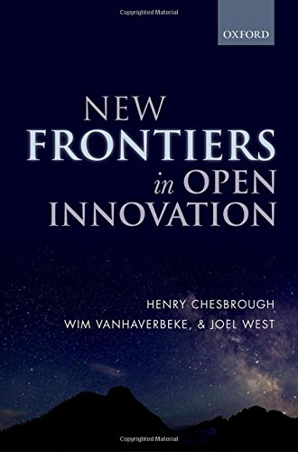 9780199682461: New Frontiers in Open Innovation