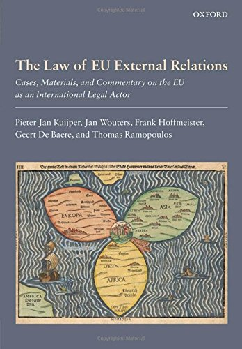 9780199682478: The Law of EU External Relations: Cases, Materials, and Commentary on the EU as an International Legal Actor