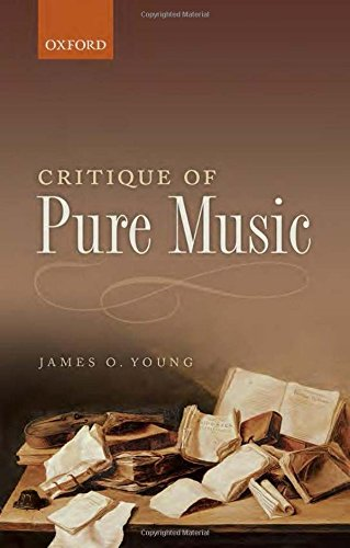 9780199682713: Critique of Pure Music