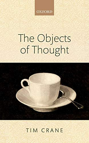 9780199682744: The Objects of Thought
