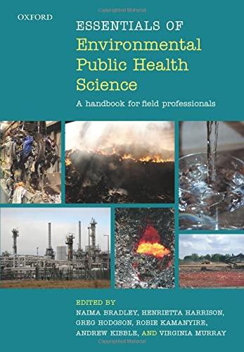 9780199682881: Essentials of Environmental Public Health Science: A Handbook for Field Professionals