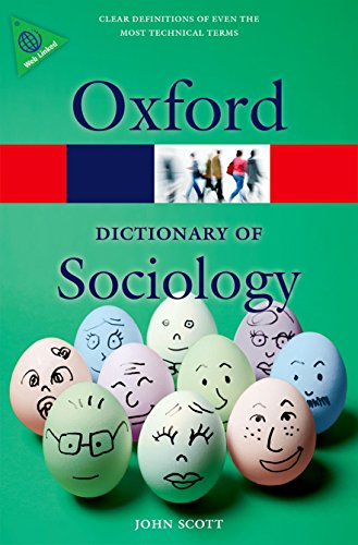 9780199683581: A Dictionary of Sociology (Oxford Quick Reference)