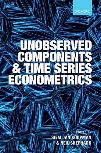 9780199683666: Unobserved Components and Time Series Econometrics