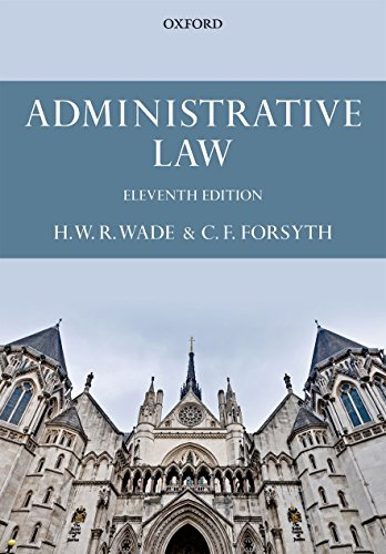 9780199683703: Administrative Law
