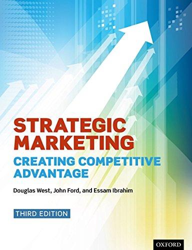 9780199684090: Strategic Marketing: Creating Competitive Advantage