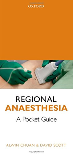9780199684236: Regional Anaesthesia: A Pocket Guide