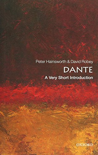 9780199684779: Dante: A Very Short Introduction (Very Short Introductions)