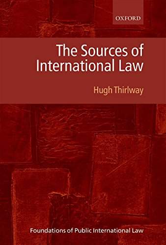 9780199685394: The Sources of International Law