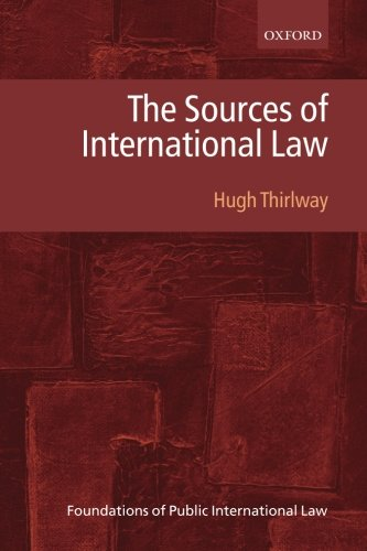 9780199685400: The Sources of International Law