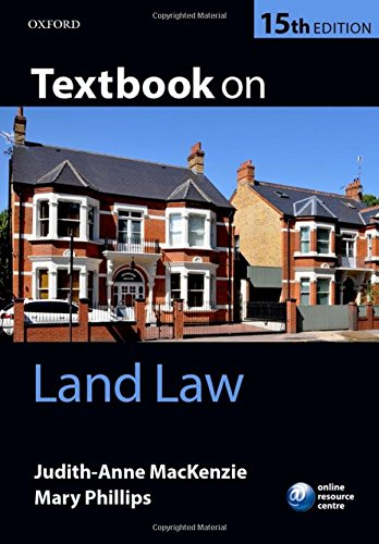 9780199685639: Textbook on Land Law