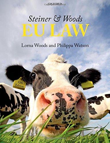 9780199685677: Steiner & Woods EU Law