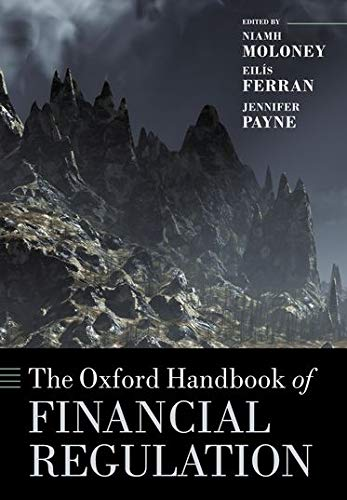9780199687206: The Oxford Handbook of Financial Regulation