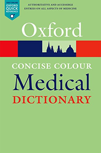 9780199687992: Concise Colour Medical Dictionary (Oxford Quick Reference)
