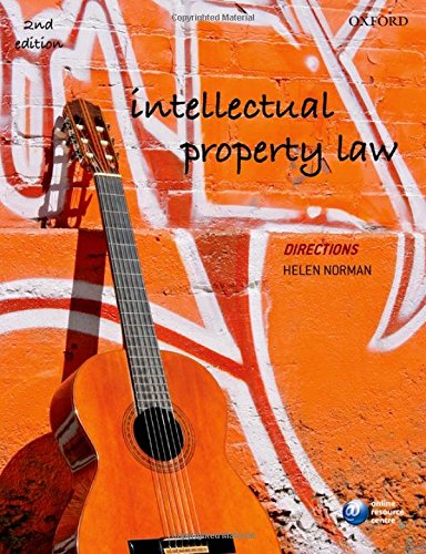 Intellectual Property Law Directions (Directions series): Norman, Helen