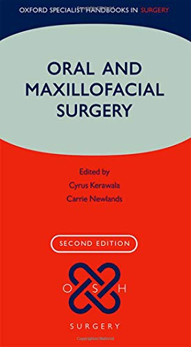 9780199688401: Oral and Maxillofacial Surgery (Oxford Specialist Handbooks in Surgery)
