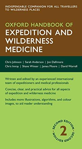 9780199688418: Oxford Handbook of Expedition and Wilderness Medicine (Oxford Medical Handbooks)