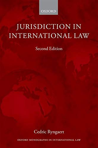 9780199688517: Jurisdiction in International Law (Oxford Monographs in International Law)