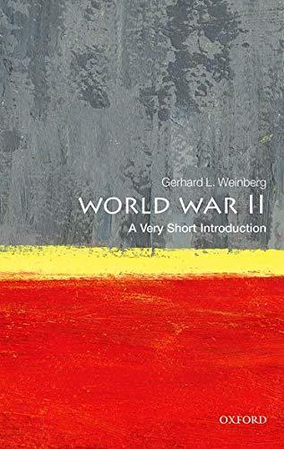 9780199688777: World War II: A Very Short Introduction