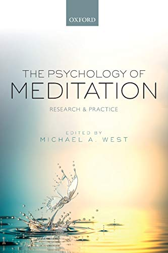 9780199688906: The Psychology of Meditation: Research and Practice