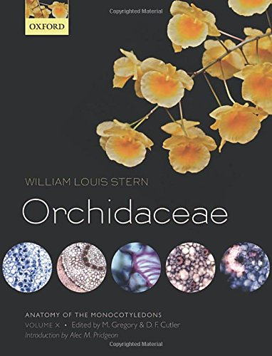 9780199689071: Anatomy of the Monocotyledons Volume X: Orchidaceae