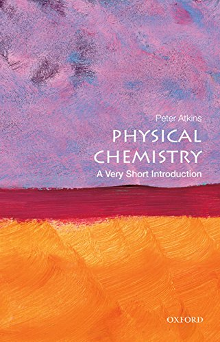 9780199689095: Physical Chemistry: A Very Short Introduction (Very Short Introductions)