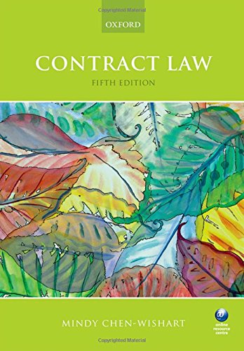 9780199689163: Contract Law