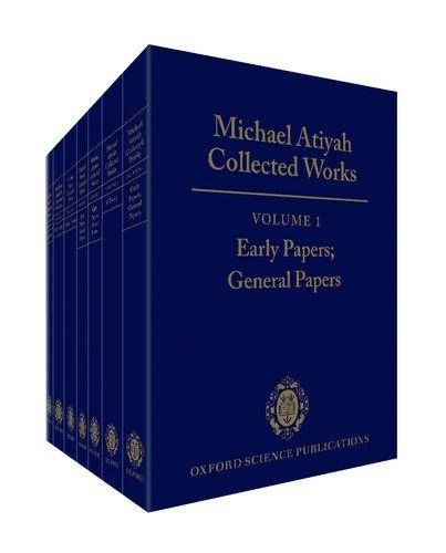 9780199689279: Michael Atiyah Collected Works: 7 Volume Set