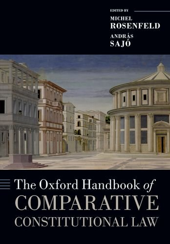 9780199689286: The Oxford Handbook of Comparative Constitutional Law (Oxford Handbooks)