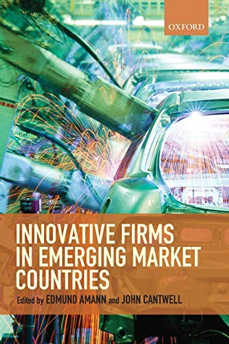 9780199689316: Innovative Firms in Emerging Market Countries