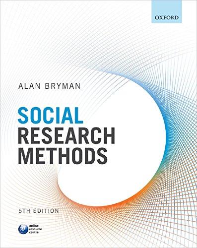 9780199689453: Social Research Methods 5e