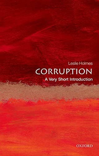 9780199689699: Corruption: A Very Short Introduction