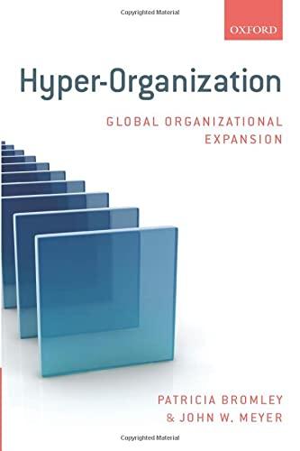 9780199689866: Hyper-Organization: Global Organizational Expansion