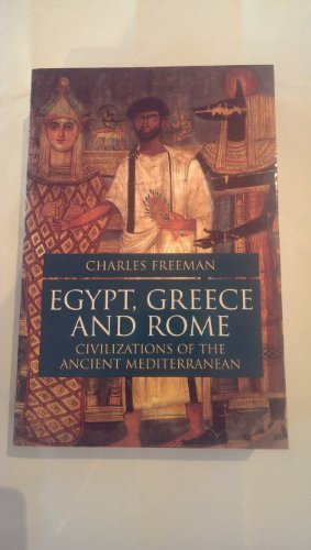 9780199690312: Egypt, Greece and Rome Civilizations of the Ancient Mediterranean
