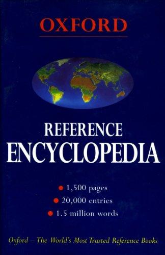9780199690732: Oxford Reference Encyclopedia