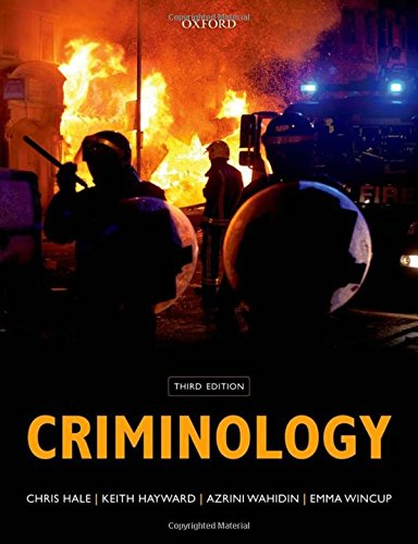 9780199691296: Criminology