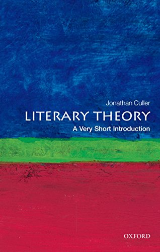 9780199691340: Literary Theory: A Very Short Introduction (Very Short Introductions)