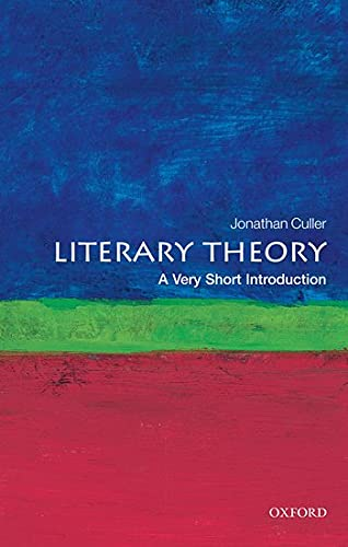 9780199691340: Literary Theory: A Very Short Introduction