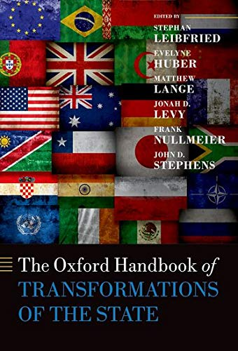 9780199691586: The Oxford Handbook of Transformations of the State (Oxford Handbooks)