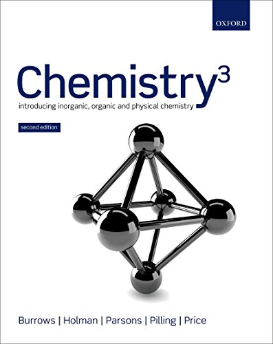 9780199691852: Chemistry³: Introducing Inorganic, Organic, and Physical Chemistry