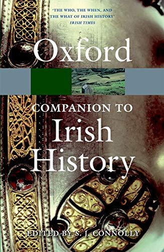 9780199691869: The Oxford Companion to Irish History