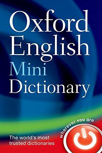 9780199692415: Oxford English Mini Dictionary